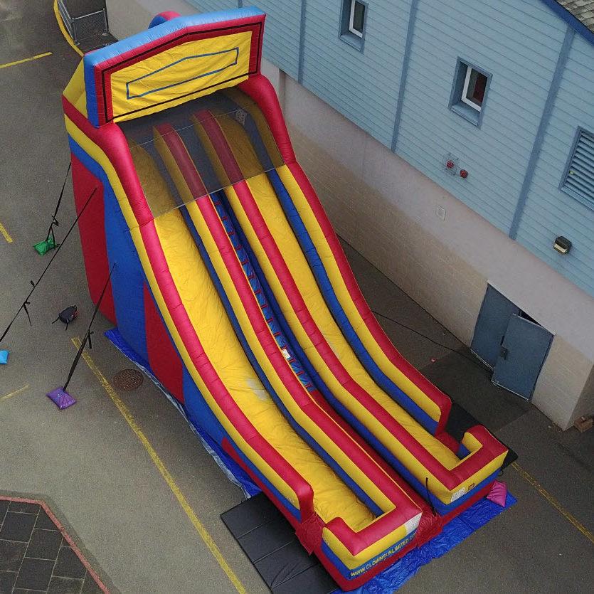 dual slide